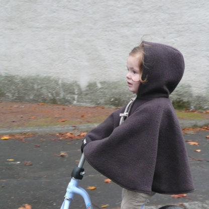 Patron couture cape Enfant - CASSANDRE