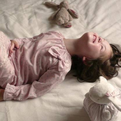 Patron couture Chemise de nuit Enfant - ANTIGONE