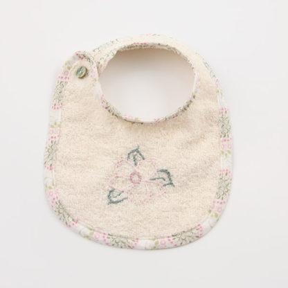Patron couture bavoir bébé - taille nourrisson
