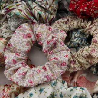 Tuto couture chouchou - Chouchou en tissu Liberty