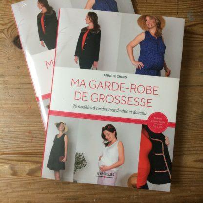 "Livre couture ""Ma garde-robe de grossesse"""
