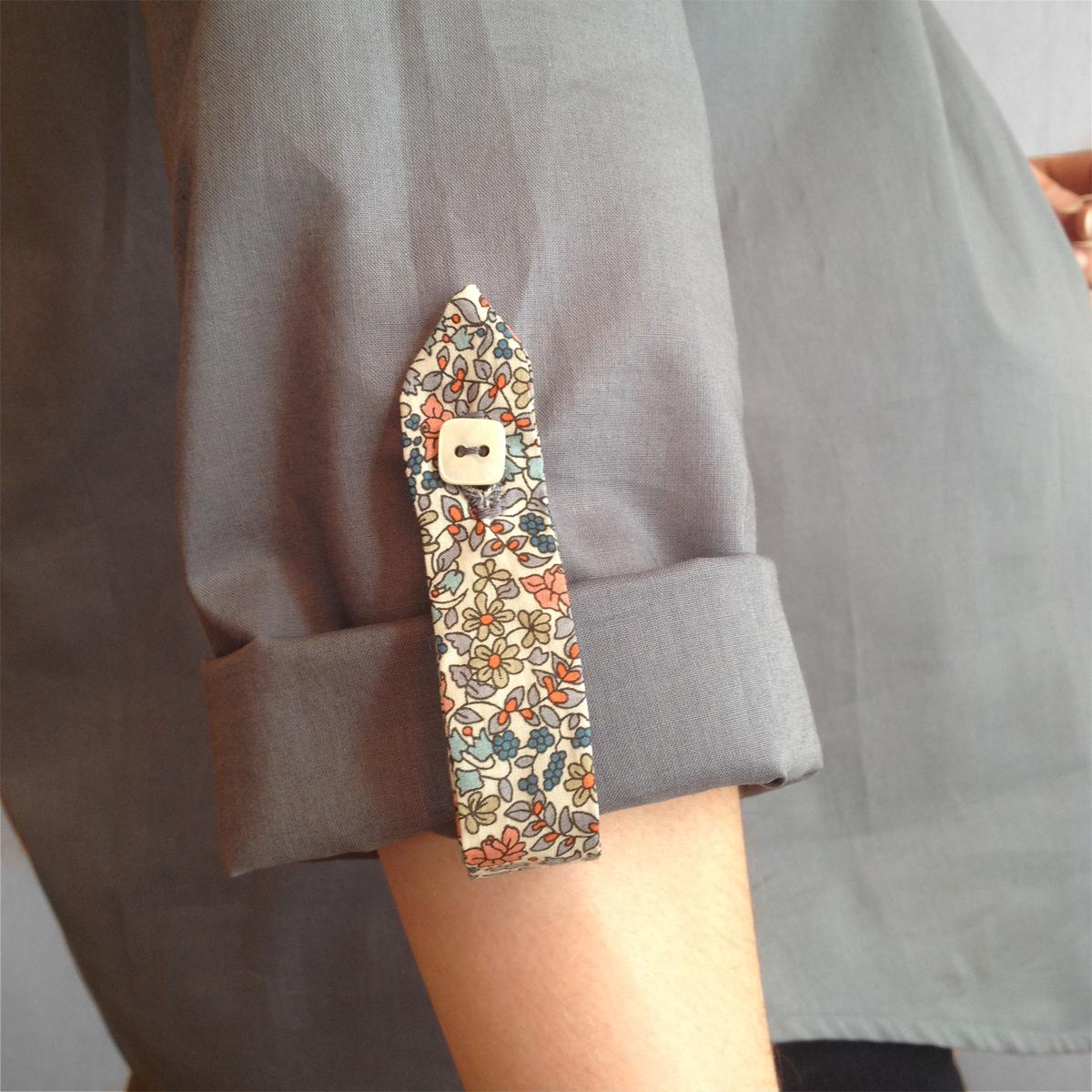 Patron couture blouse femme cyr ne version blouse for Couture a wod