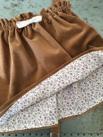 Patron couture jupe enfant facile - DIDON - Atelier des cigognes